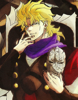 Dio in 2012 anime