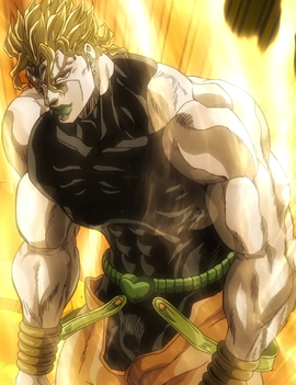 High DIO in 2012 anime